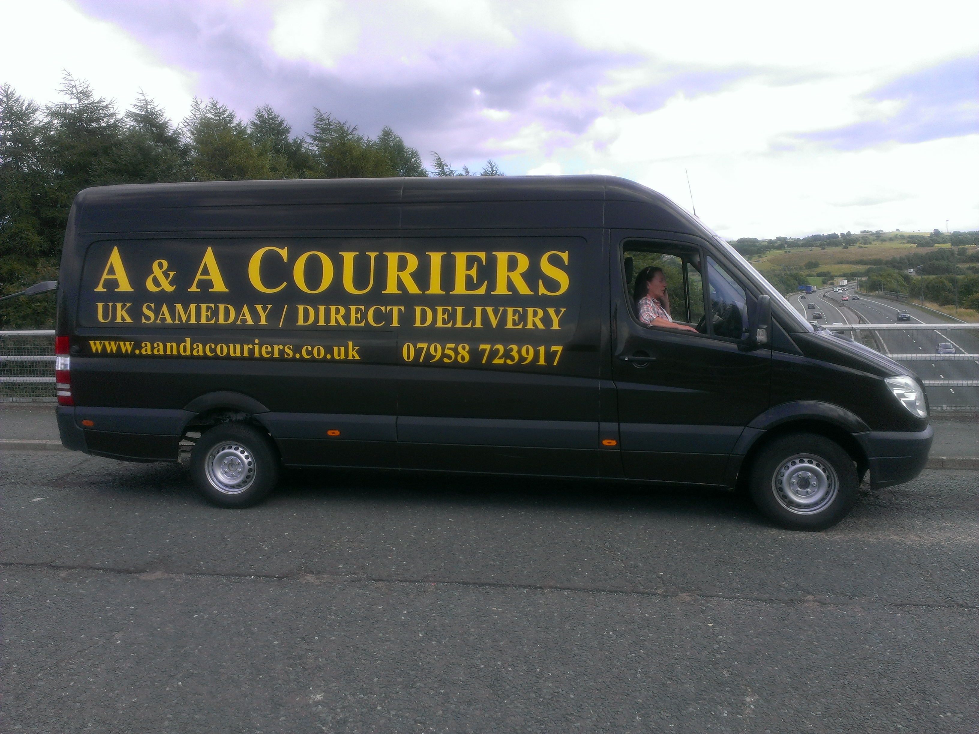A & A Couriers Photo