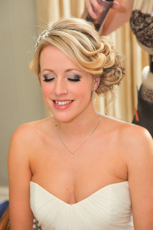 Beautiful Bride Makeovers Photo