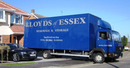 Lloyds of Essex removals Photo