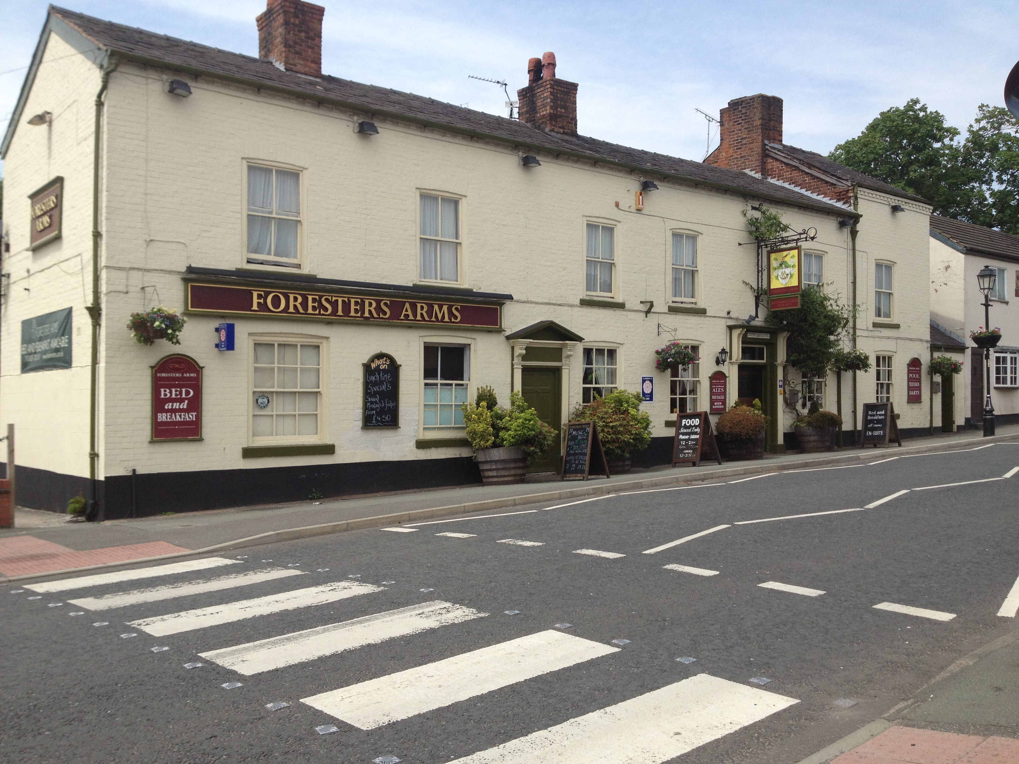 Foresters Arms Photo