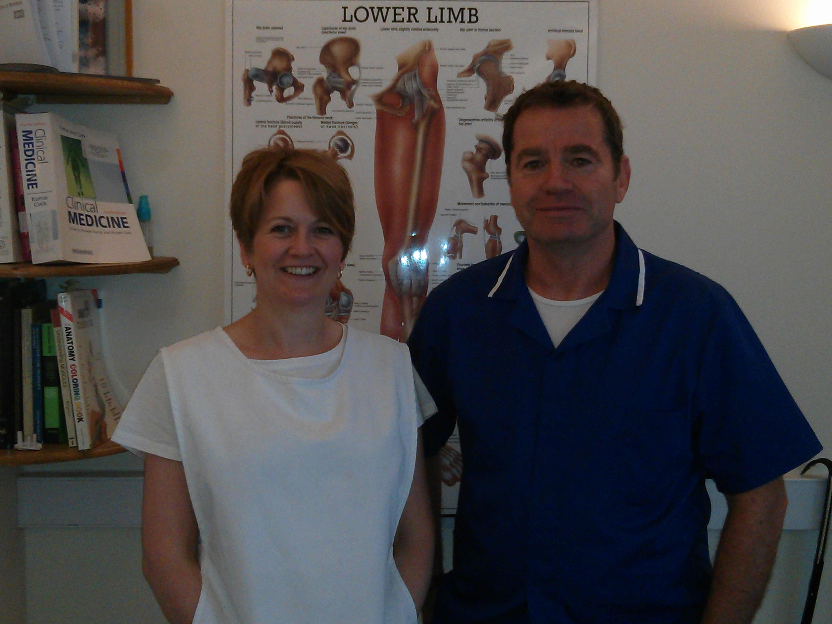 County Osteopaths Photo