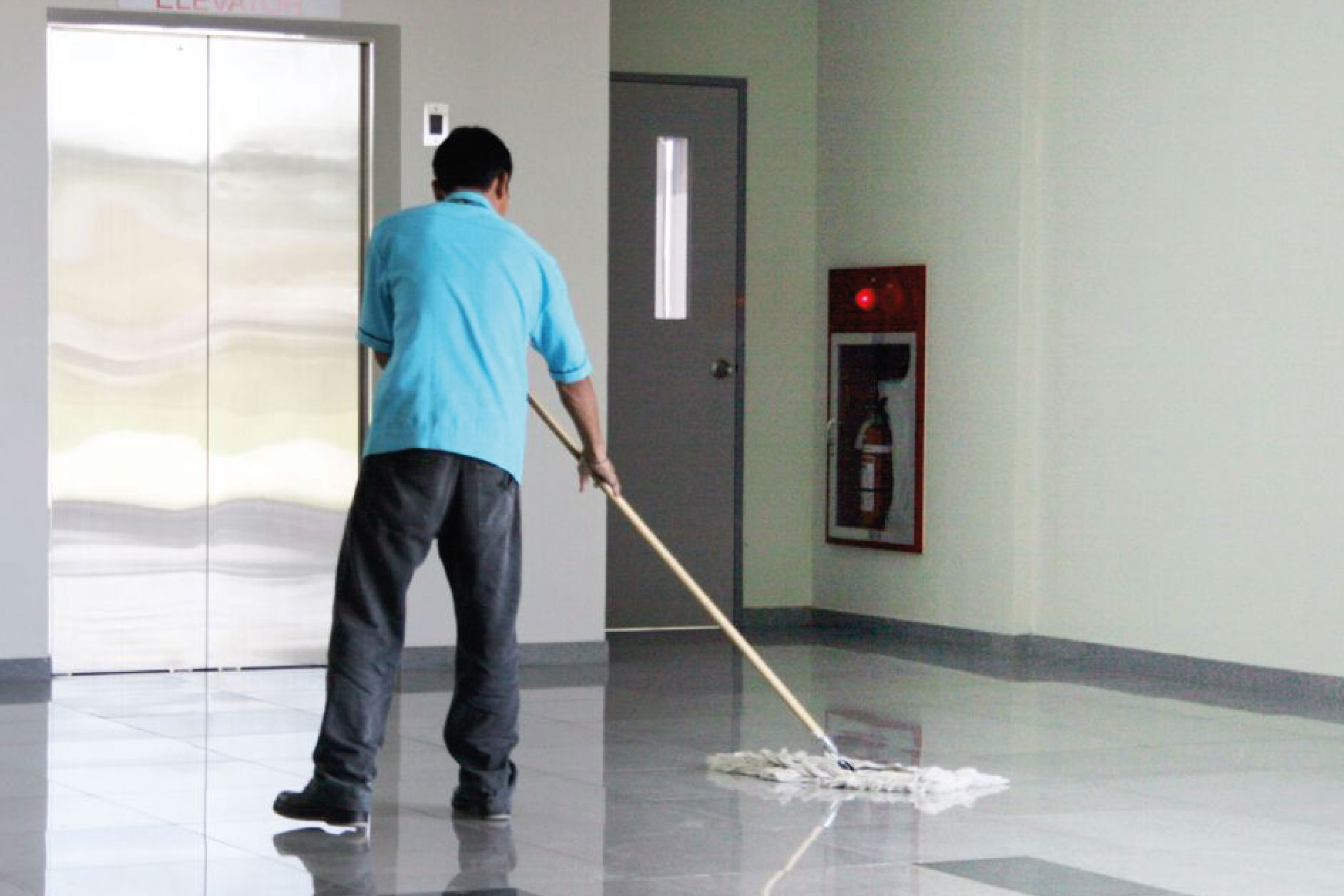 Gemini Commercial Cleaning Photo