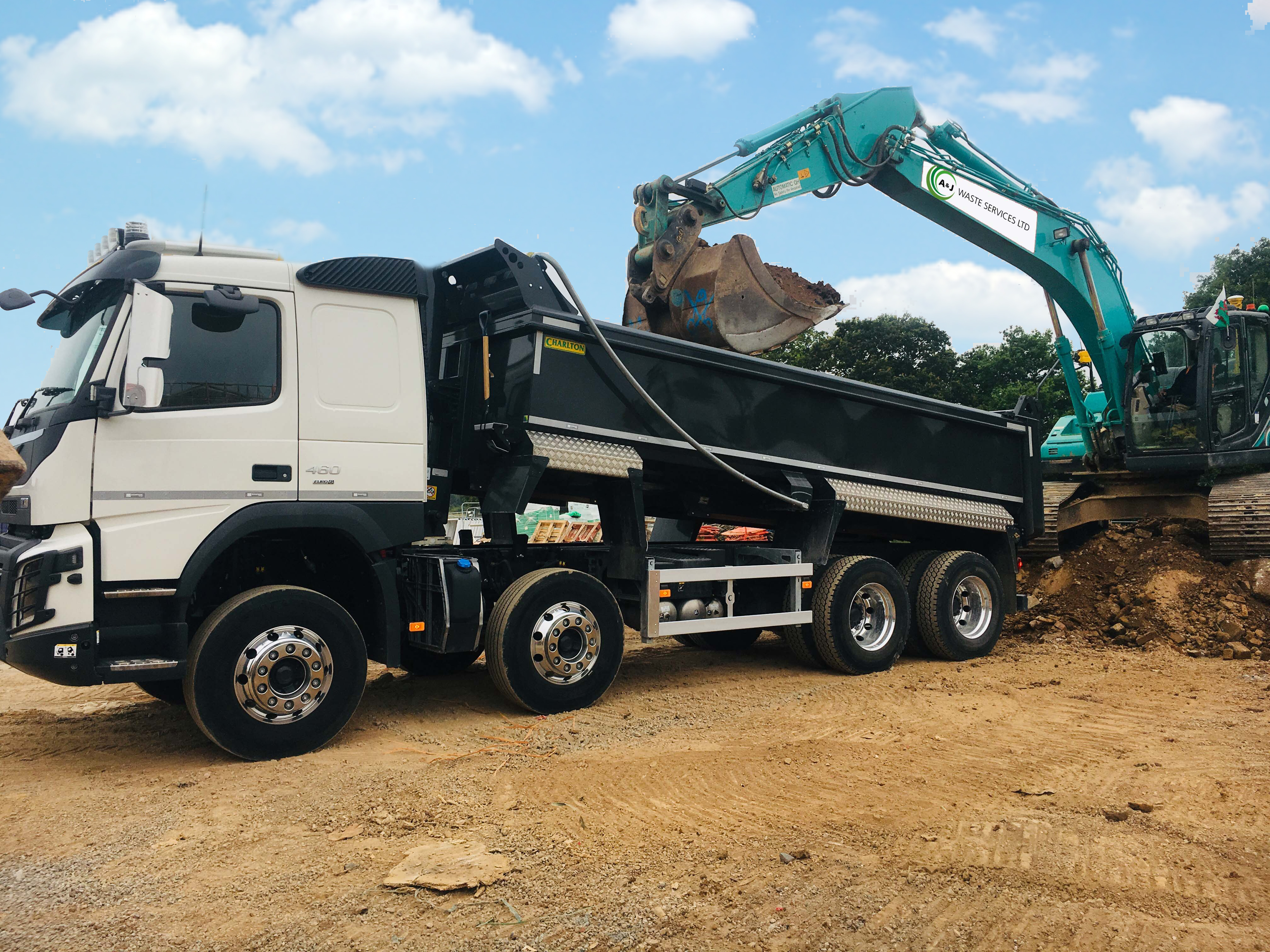 A & J Waste Services Ltd Photo