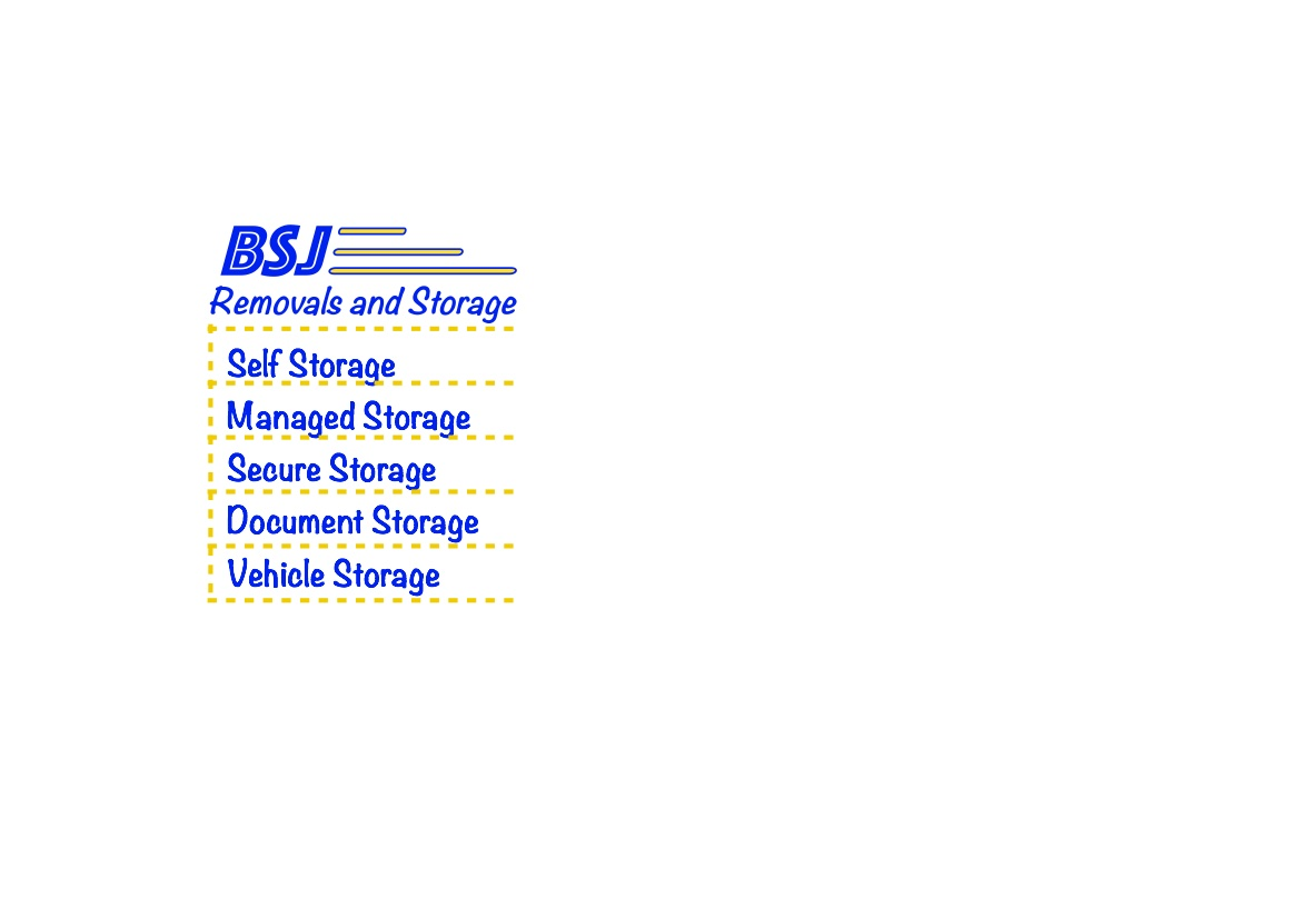 BSJ Removals and Storage Photo